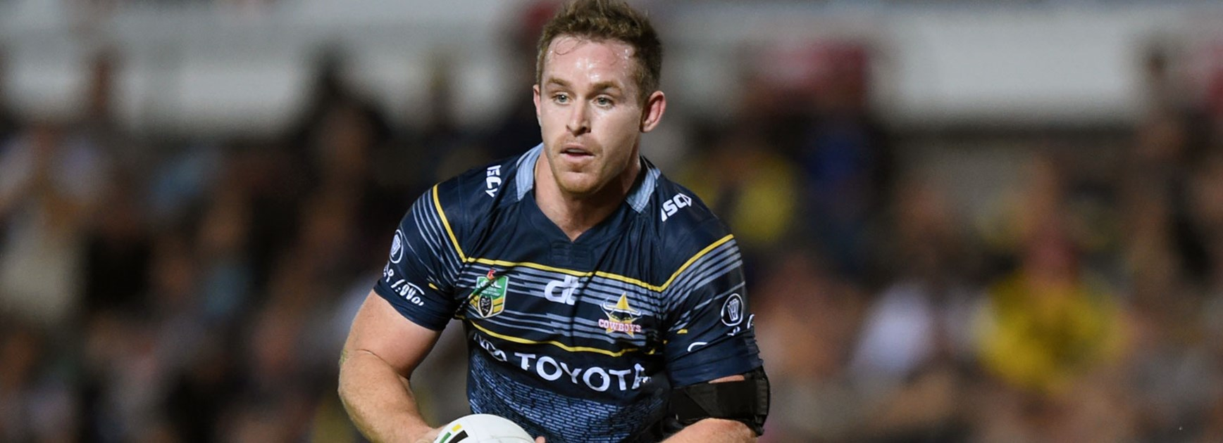 Cowboys five-eighth Michael Morgan stepped up to take some of the pressure off Johnathan Thurston in Round 24.