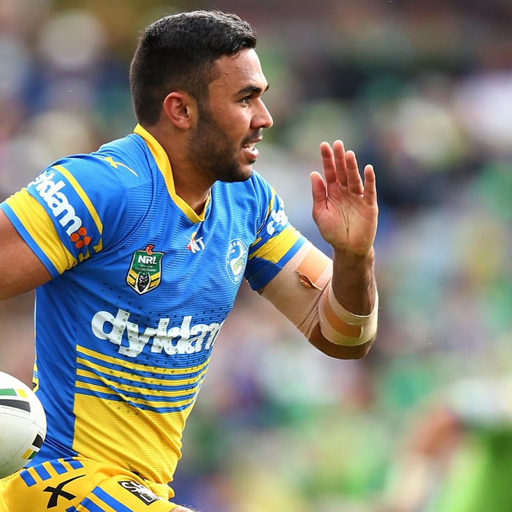 French a highlight of bright Eels future