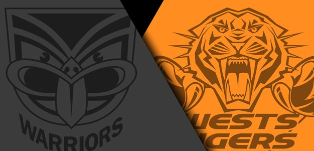 Warriors v Wests Tigers: Schick Preview