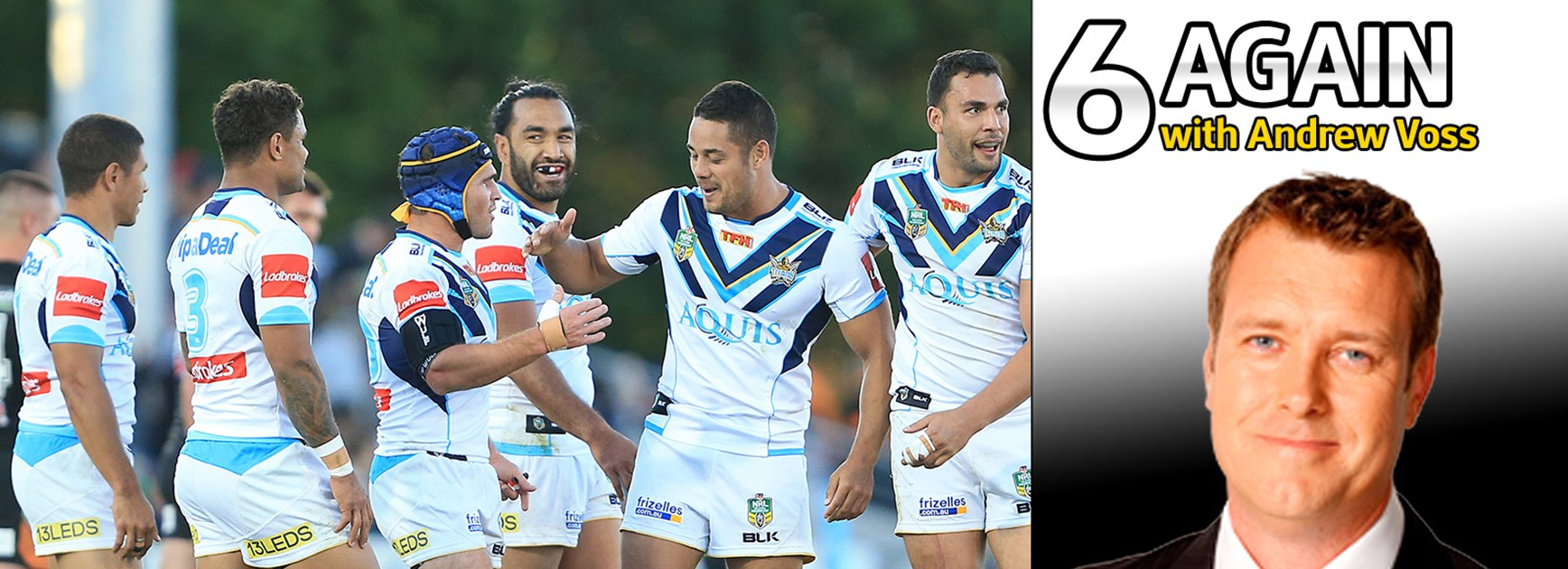 Andrew Voss predicts who will make the NRL Telstra Premiership top eight in 2016.
