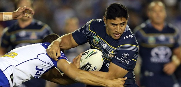 Taumalolo not yet ready to lead