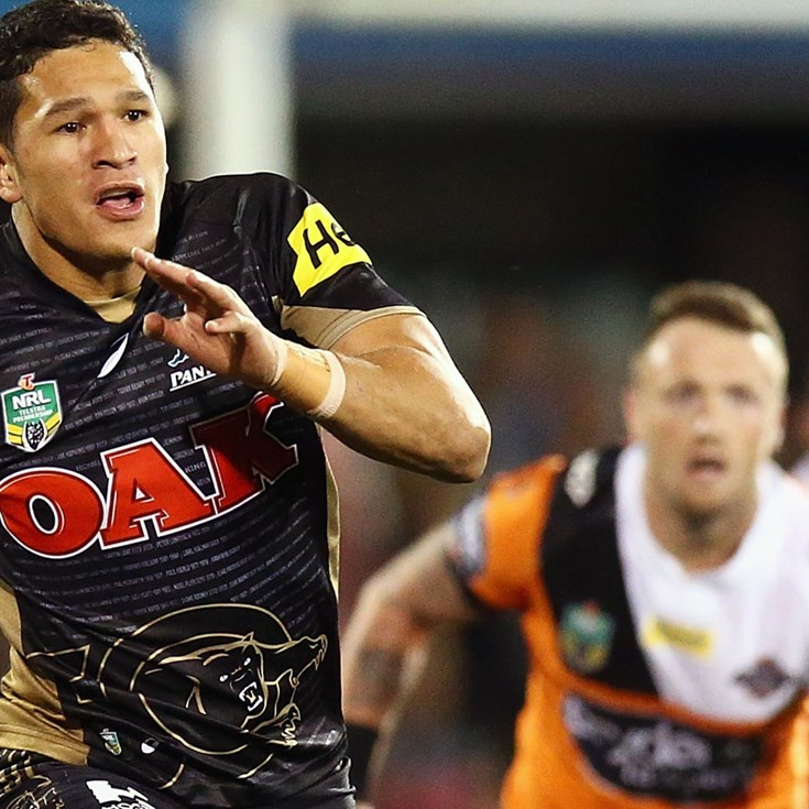 Updated team lists: Panthers v Roosters