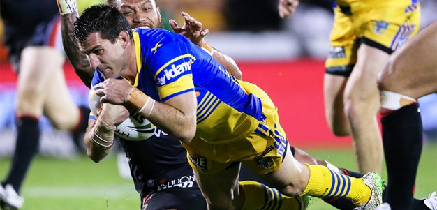 Warriors v Eels: Five key points