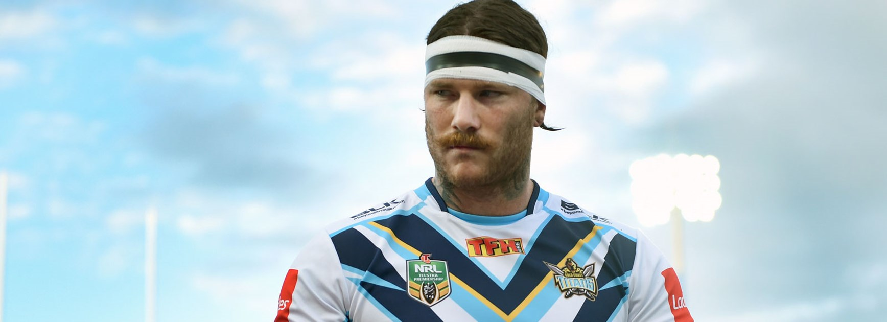 Titans back-rower Chris McQueen claims the Broncos should respect his side ahead of their elimination final.