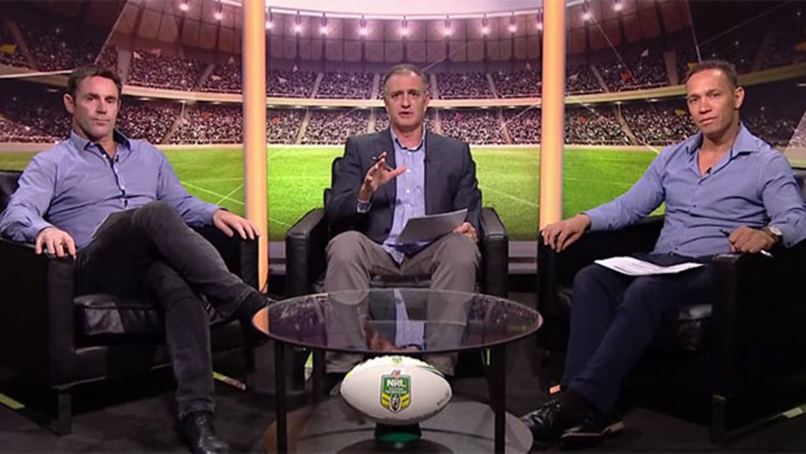 Brad Fittler, Bill Woods and Adrian Lam on NRL.com's Friday Fever.