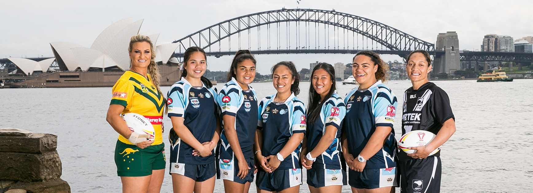 Sydney will host the 2017 Women's Rugby League World Cup.