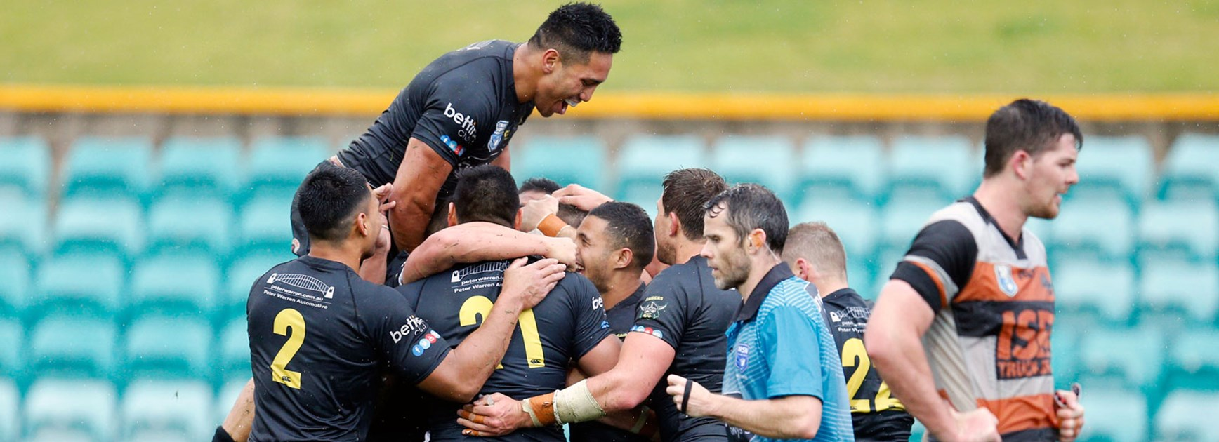 Sam Williams was the star as Mounties progressed to the 2016 Intrust Super Premiership Grand Final.