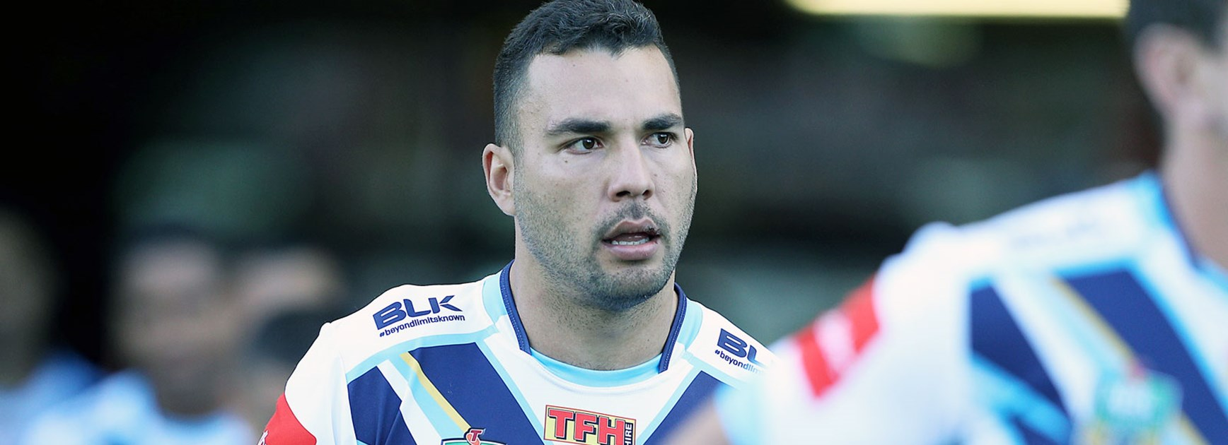 Titans prop Ryan James hopes to push for Four Nations inclusion with a big showing for the PM's XIII.