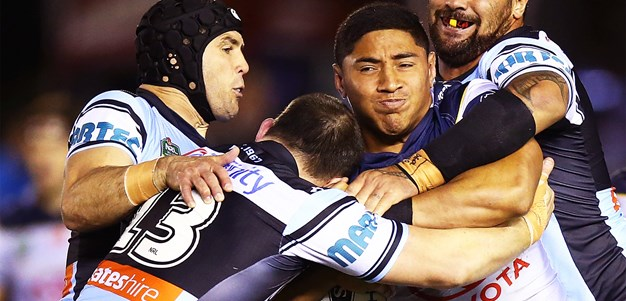 Taumalolo keen to face 'pest' Ennis