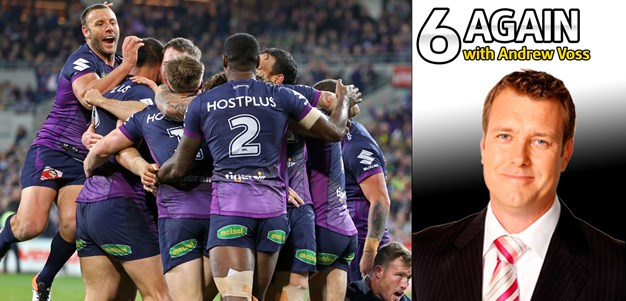 Voss: Who are the premiership favourites?