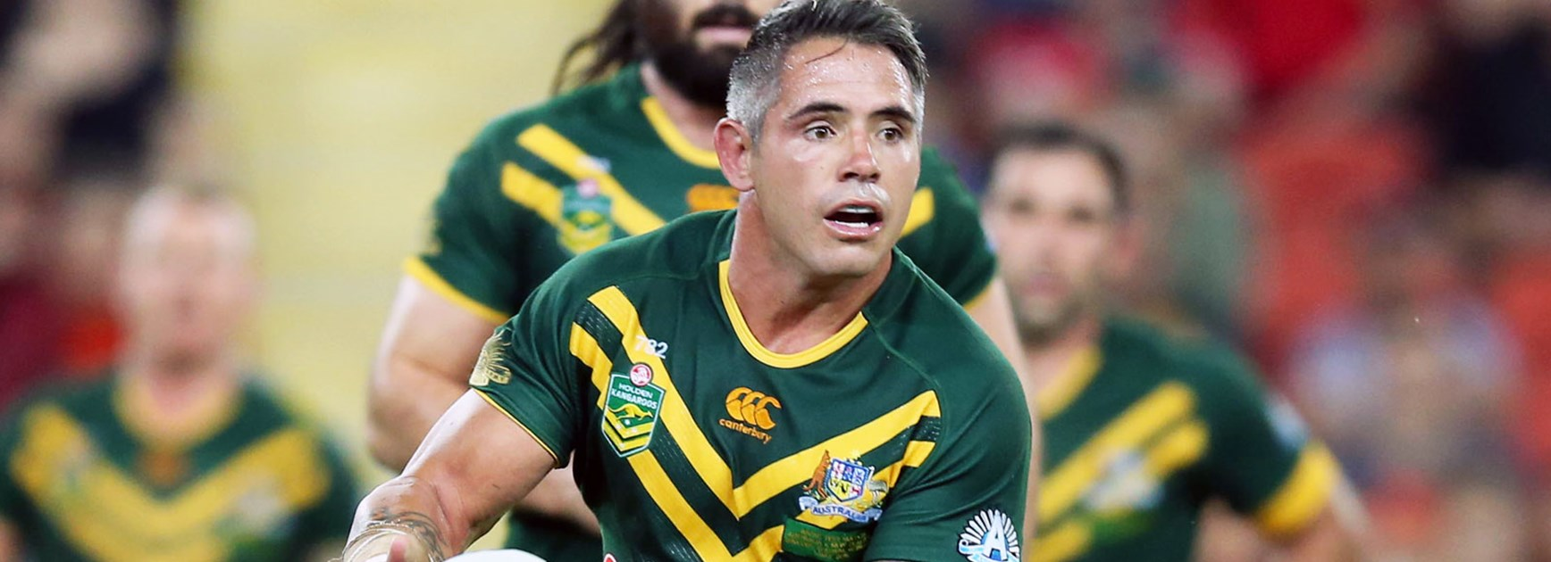 Retiring lock Corey Parker could still feature in the 2016 Four Nations tournament.