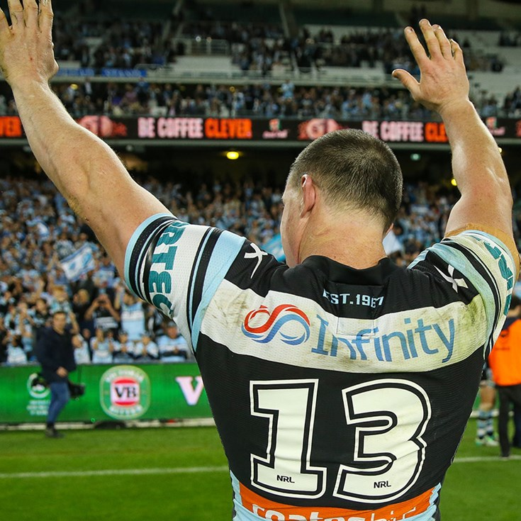 Gallen stays grounded ahead of maiden grand final