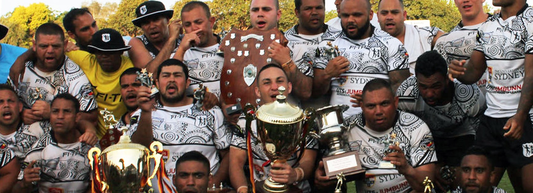 Nathan Merritt says the 2016 Koori Knockout will be his last for the foreseeable future.