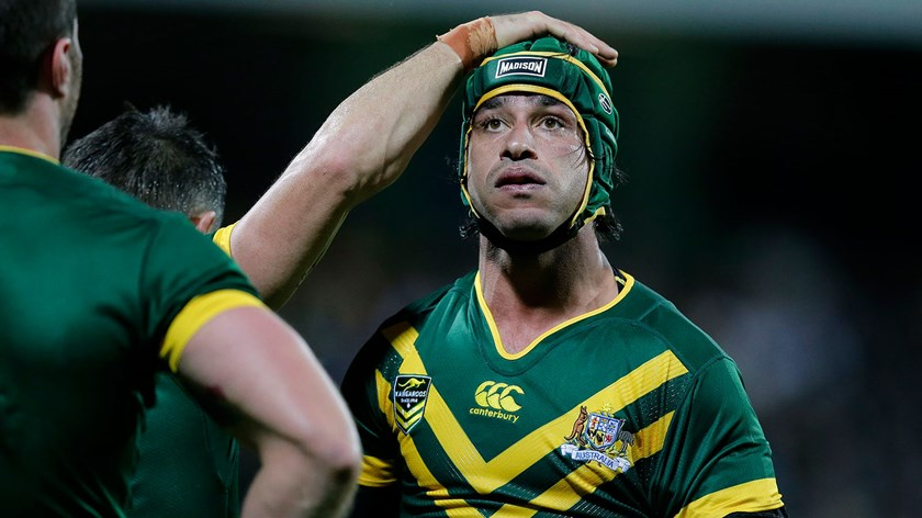 Johnathan Thurston.