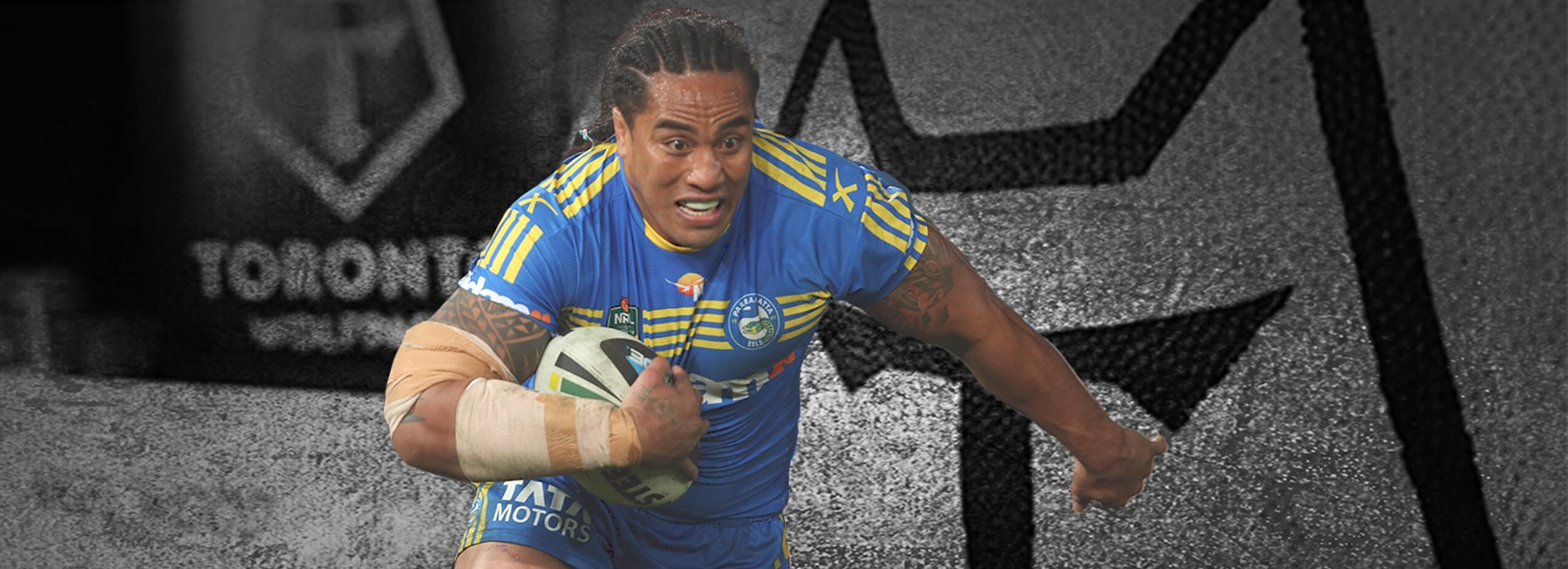 Fuifui Moimoi played over 200 NRL games, and is looking to make an impact at the Toronto Wolfpack.