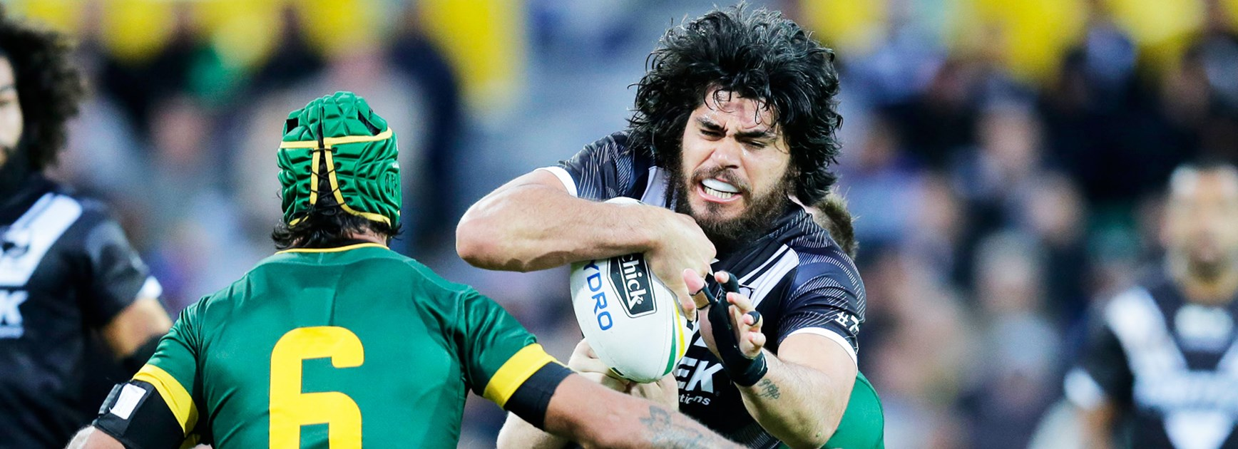 Kiwis star Tohu Harris has signed a four-year deal with the Warriors, starting 2018.