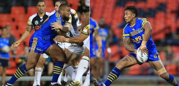Pritchard brothers proud to link for Eels