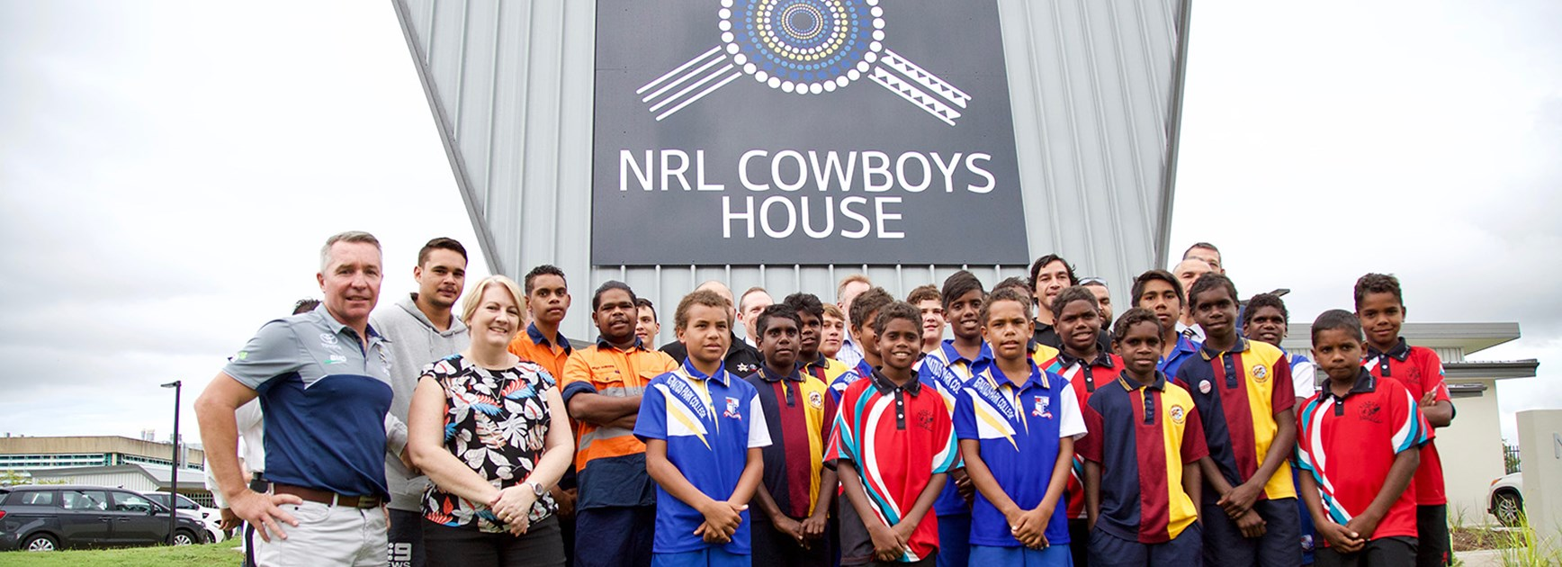 NRL Cowboys House will give students from remote communities an opportunity to fulfil their potential.