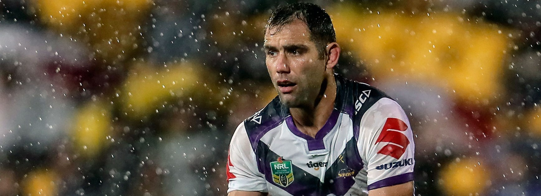 Cameron Smith passed the 2000-point mark in the Storm's win over the Warriors.