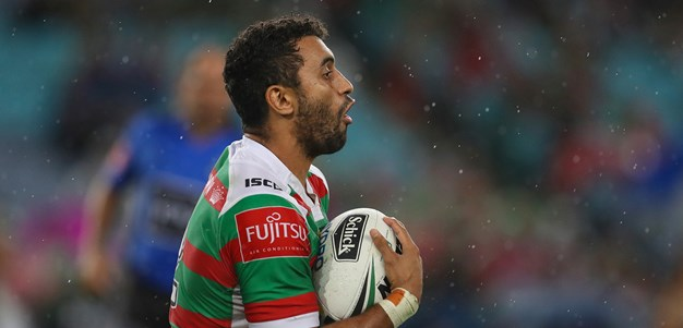 Walker, Johnston star for revamped Rabbitohs