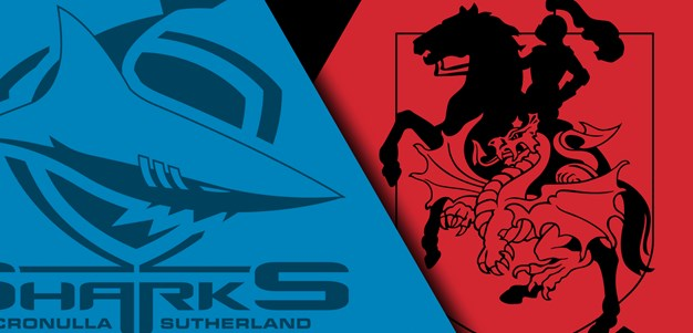 Sharks v Dragons: Schick Preview