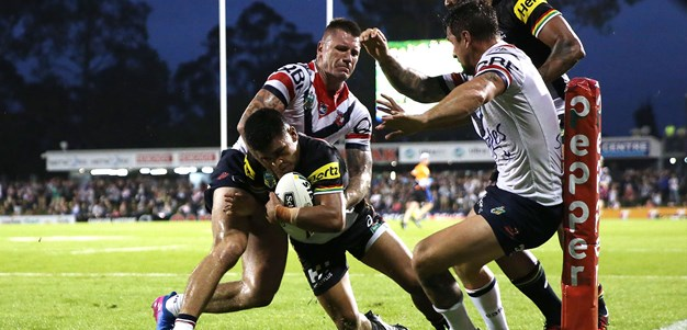 Panthers v Roosters: Five key points