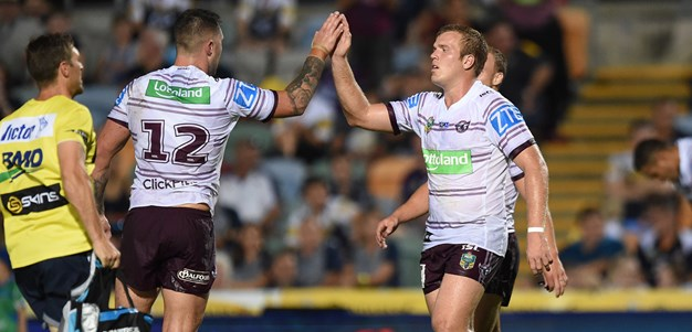Manly look for momentum after morale-boosting win