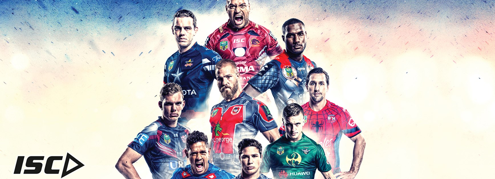 competitive price 0c520 ae0ff NRL suits-up with all new Marvel Heroes - NRL