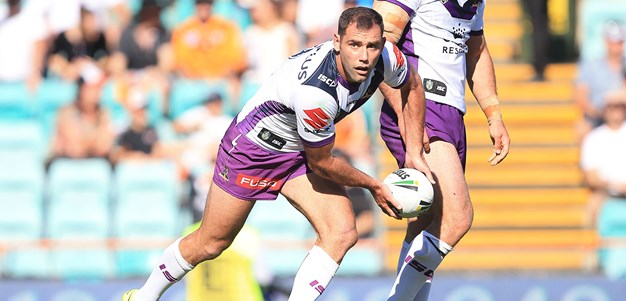 Melbourne storm home to tame Tigers