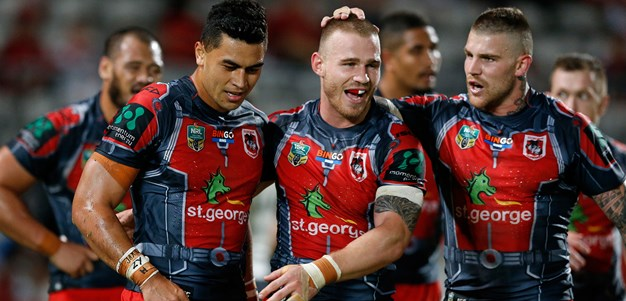 Dragons v Warriors: Five key points