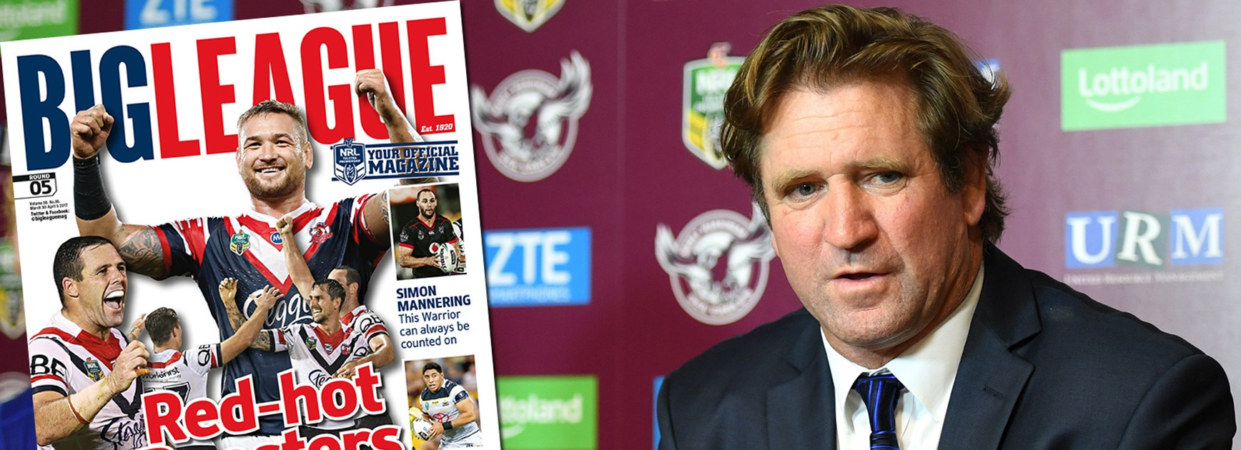 Des Hasler is the latest NRL coach to be under pressure for his team's performances.