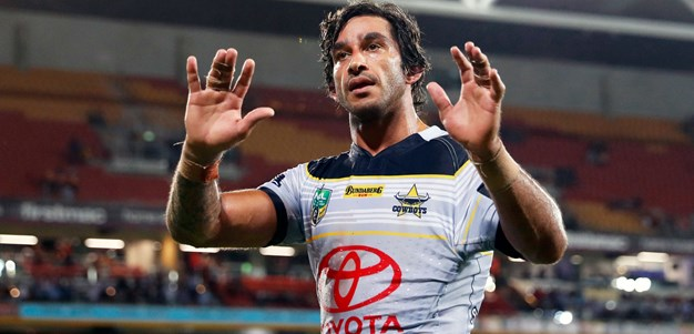 Updated team lists: Eels v Cowboys