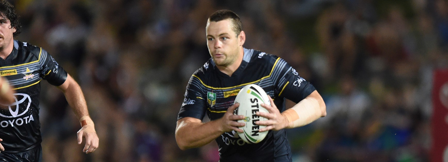 Shaun Fensom made his Cowboys debut against Manly in Round 3.