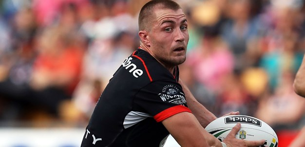 'Nervous' Foran a standout in Warriors debut