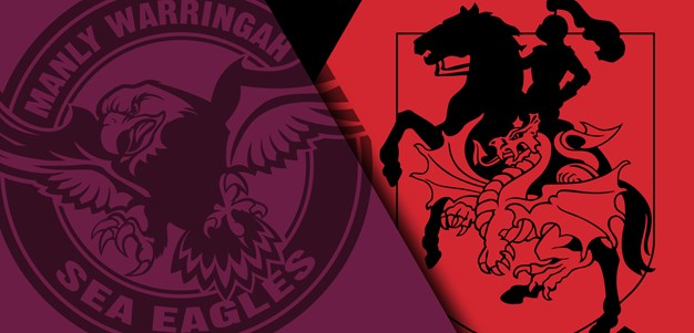 Sea Eagles v Dragons: Schick Preview