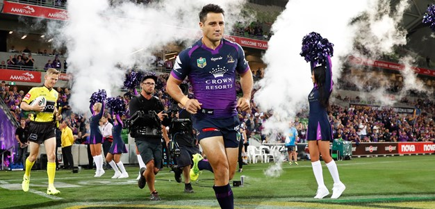 Cronk to leave Melbourne for love