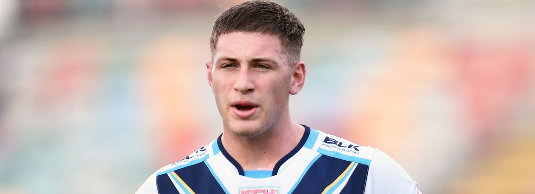 Titans prop Max King has moved between the under-20s and NRL this season.