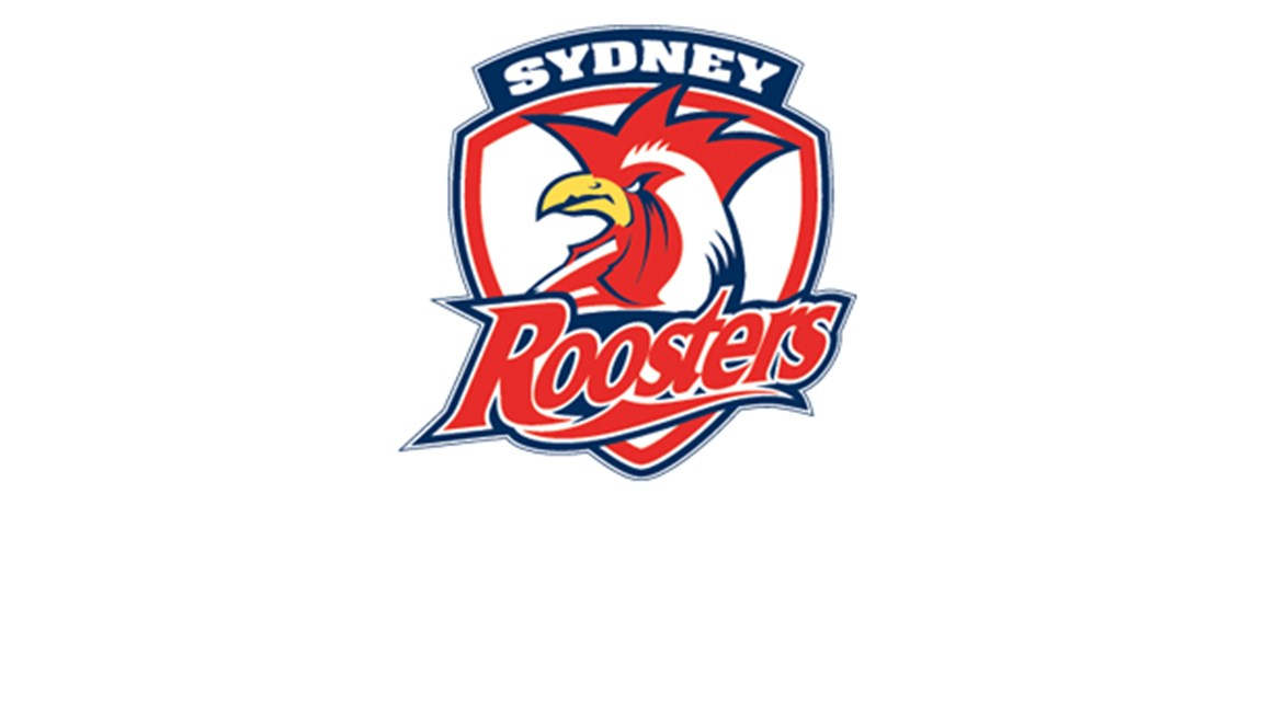 Sydney Roosters logo.