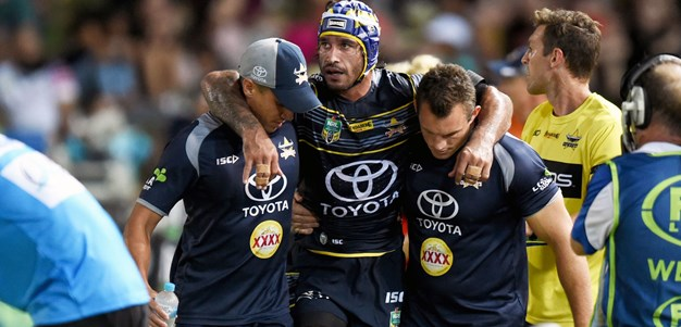 Thurston ruled out for Cowboys