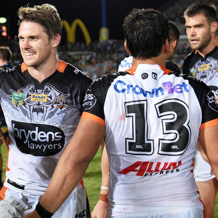 Cleary keeping it simple for Tigers