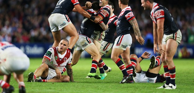 Wins crucial for Roosters before Origin
