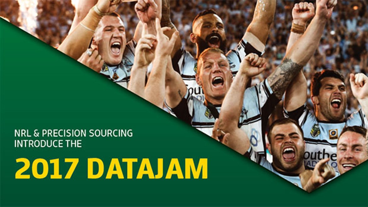 The NRL DataJam will be held on May 5.