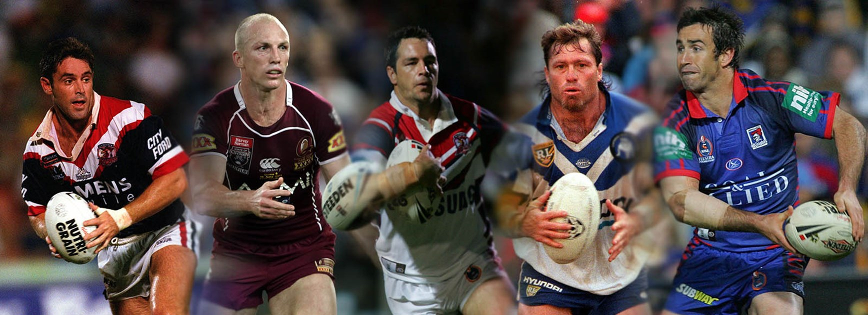These are the players our current NRL stars wanted to play with.