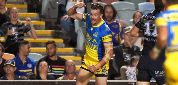 Fierce defence key to Eels' win: Arthur