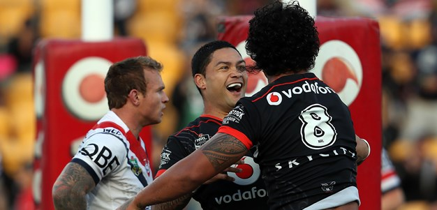 Warriors v Roosters: Five key points