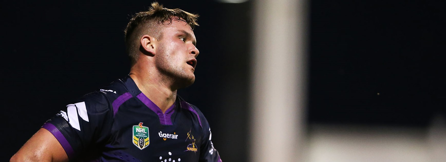 Christian Welch suffered an ACL injury against the Dragons.