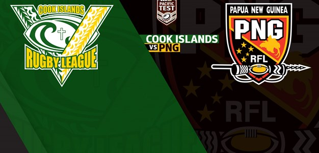 Papua New Guinea v Cook Islands Preview