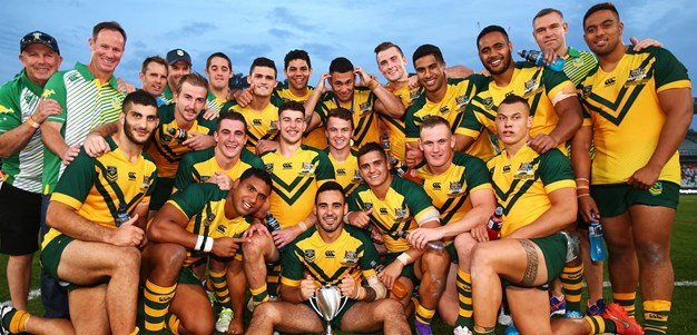 Junior Kangaroos v Junior Kiwis preview