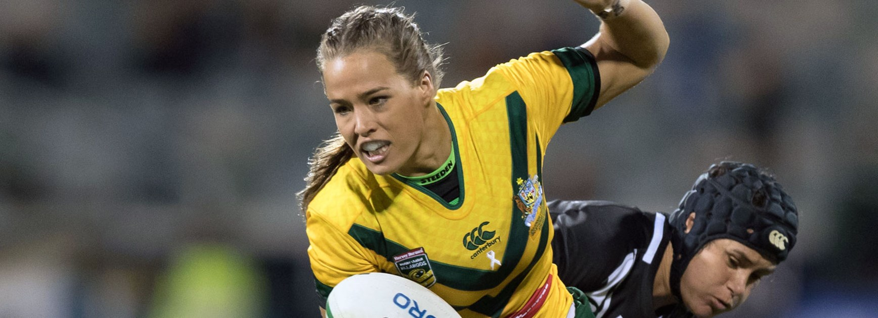 Timely World Cup auditions for Jillaroos debutants