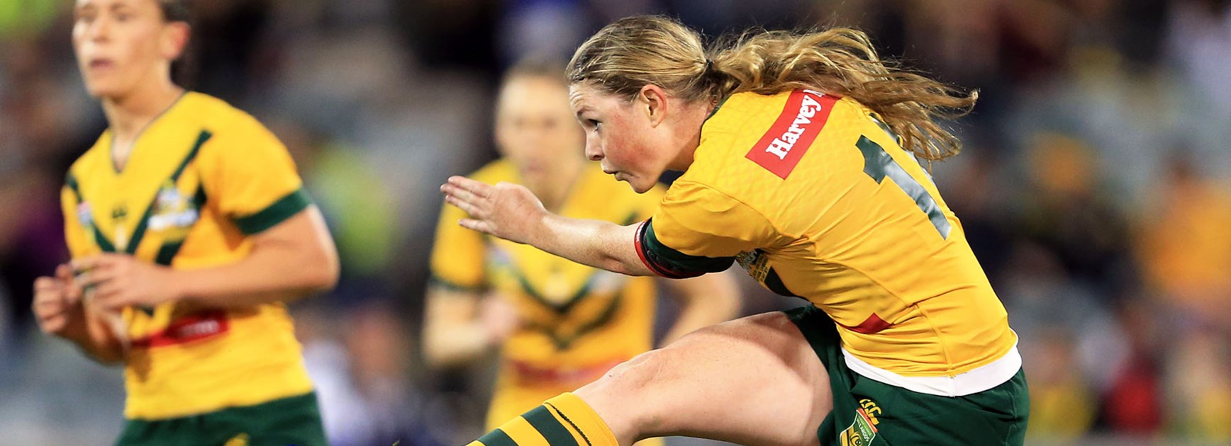 Selflessness behind Jillaroos' halves switch